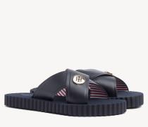 Strand-Sandale mit Monogramm