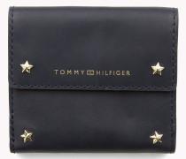 Faltbares Leder-Portemonnaie