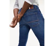 TH Flex Extra Slim Fit Jeans mit Stretch