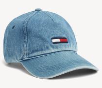 TJW Jeans-Cap mit Flag