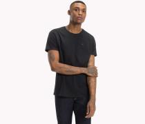 Regular Fit T-Shirt mit Rundhalsausschnitt