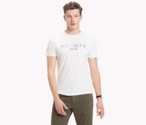 T-Shirt mit Tommy Hilfiger-Logo