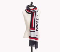 Schal mit Stars'n'Stripes-Print