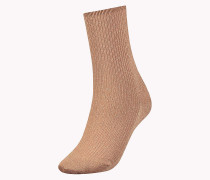 TH WOMEN HOLIDAY RUNWAY SOCK 1P