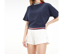 Shorts mit Tommy-Streifen