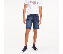 Straight Fit Jeanshorts