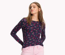 Regular Fit Top mit Print