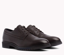 Oxford-Schuh aus Leder