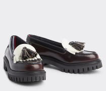 Iconic Leder-Loafer