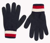 Handschuhe aus Grobstrick