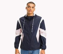 Athletische Jacke aus Nylon
