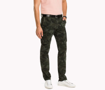 Slim Fit Cargohose