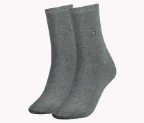 Damen-Socken im Doppelpack
