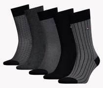 Socken im Fünferpack