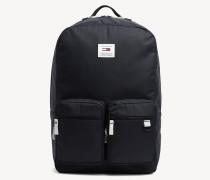 TJ Tech quadratischer Rucksack