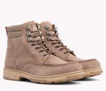 Wildleder-Ankle Boot