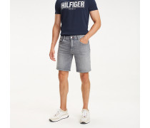 Straight Fit Shorts im 5-Pocket-Style