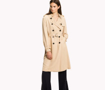 Comfort Fit Trenchcoat