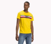 Signatur-T-Shirt aus Bio-Baumwolle