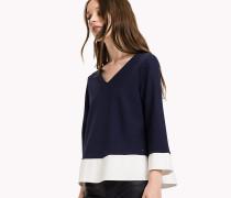 Tailliertes Ponte-Roma-Kleid