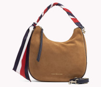 Hobo-Tasche aus Wildleder
