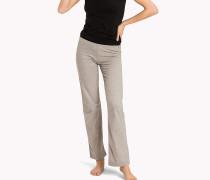 Leggings aus Stretch-Baumwolle