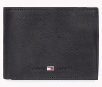 Trifold-Brieftasche aus Leder