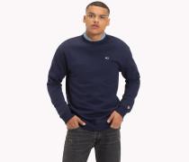 Tommy Classics Sweatshirt aus Bio-Baumwolle