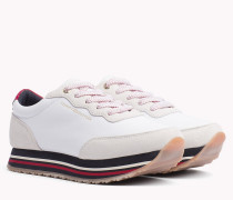 Sneaker mit Tommy-Sohle
