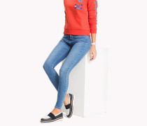Extra Slim Fit Ankle-Jeans