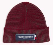 Tommy Hilfiger-Logo-Beanie