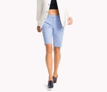 Smarte Slim Fit Bermuda-Shorts