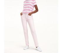 Venice Skinny Fit Jeans mit normaler Leibhöhe