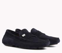 Wildleder-Loafer