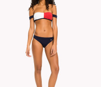Bikinihose mit Tommy Hilfiger Flag