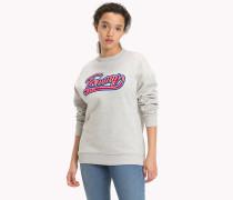 Sweatshirt mit Tommy Jeans-Logo