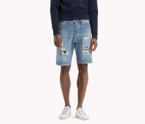 Baggy-Shorts aus Denim