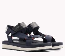 Sandale mit Logo