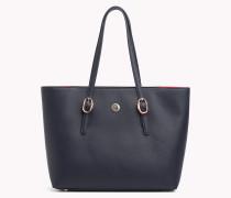 Tote-Bag mit Schnallendetails