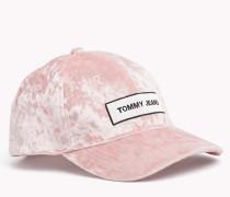 Tommy Jeans-Cap aus Samt