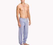 Pyjamahose aus Oxford-Baumwolle