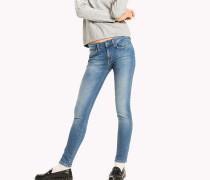 Skinny Jeans aus Bio-Baumwolle