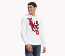 Monogramm-Mascot-Hoodie