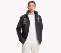 Mercedes F1 Regenjacke