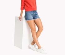 Regular Fit Denim-Shorts