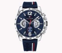 Wasserfeste Uhr mit Tommy-Armband