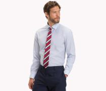 Gestreiftes Slim Fit Hemd