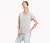 Comfort Fit T-Shirt mit Script-Logo
