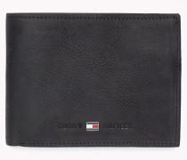 Johnson Trifold-Brieftasche aus Leder