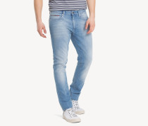 Tapered Slim Fit Jeans